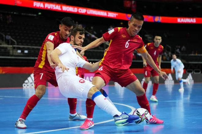 CĐV Đông Nam Á thán phục chiến tích của futsal Việt Nam ở World Cup - 2