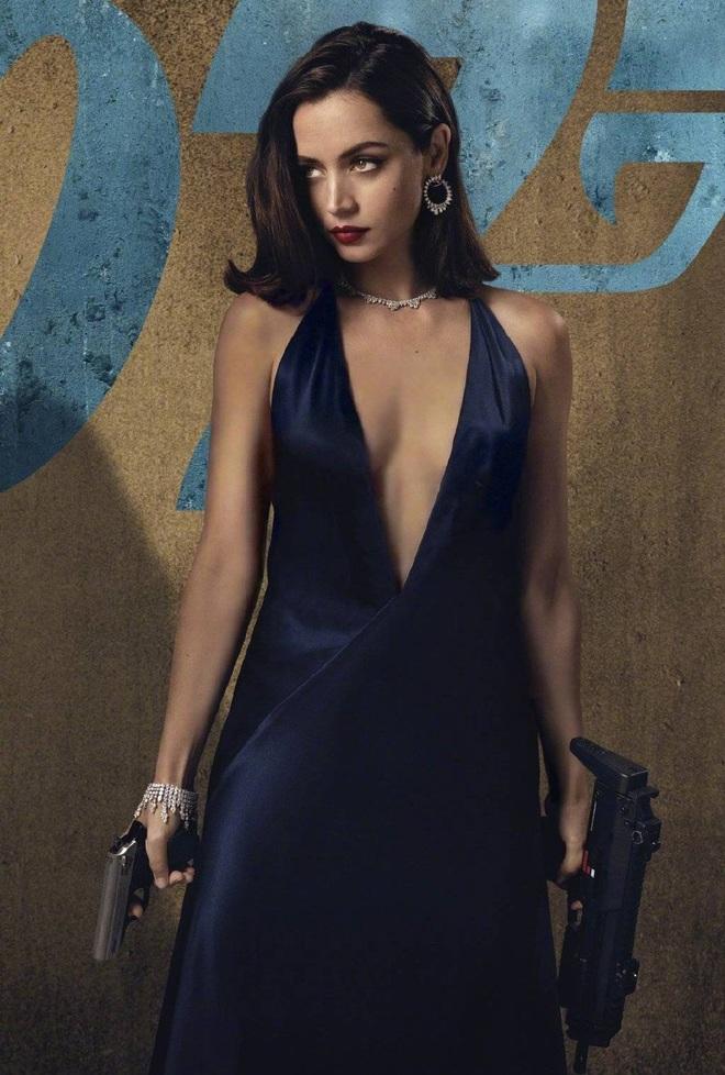 Nhan sắc nóng bỏng của mỹ nhân Cuba lần đầu vào vai Bond Girl - 3