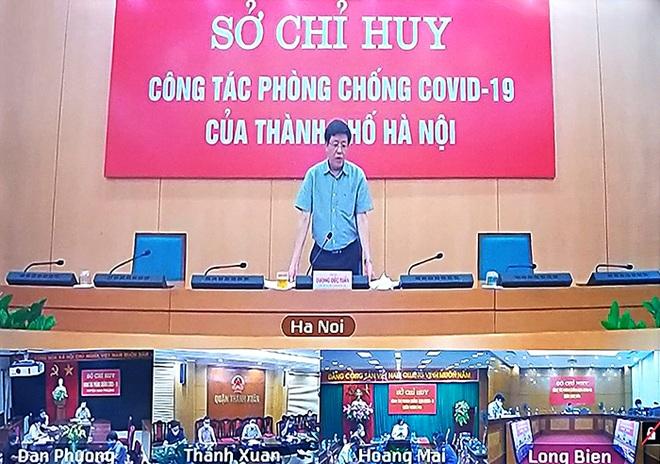 Hà Nội: Duy trì 23 chốt kiểm soát cửa ngõ ra vào thành phố sau 21/9 - 1