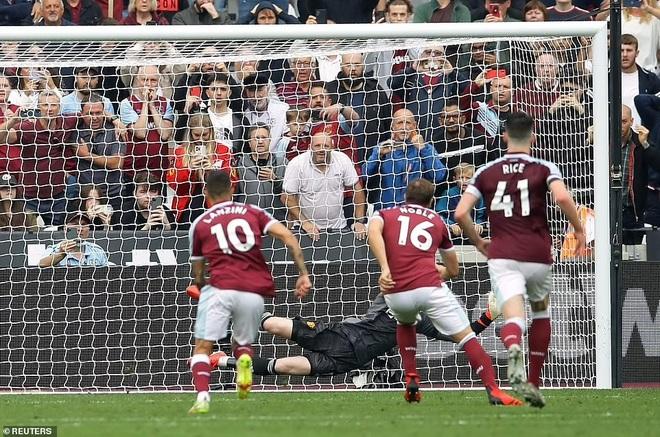De Gea tiết lộ bí quyết cản phá phạt đền giúp Man Utd thắng West Ham - 3