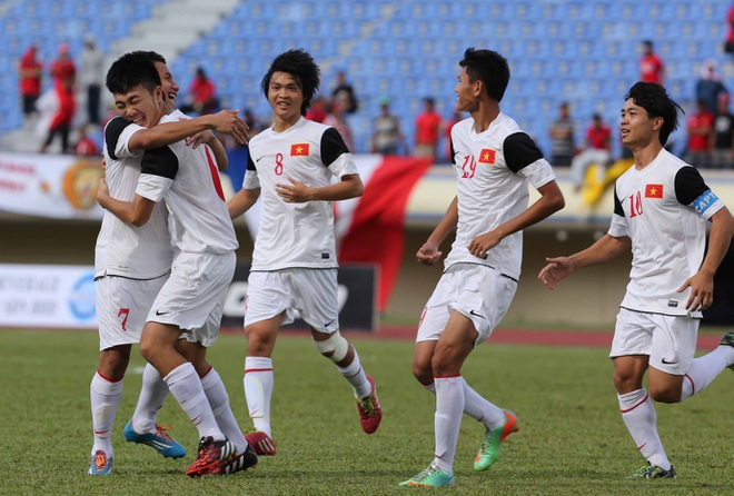 Đội tuyển Việt Nam và cuộc khủng hoảng thế hệ kế cận - 1