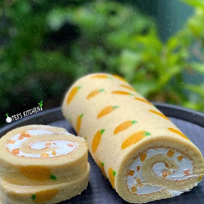 Chàng trai Gia Lai trổ tài làm đầu bếp với loạt món bánh ngon mùa dịch - 3