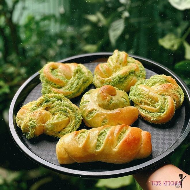 Chàng trai Gia Lai trổ tài làm đầu bếp với loạt món bánh ngon mùa dịch - 13