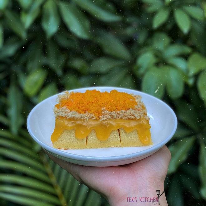 Chàng trai Gia Lai trổ tài làm đầu bếp với loạt món bánh ngon mùa dịch - 12