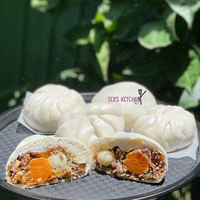 Chàng trai Gia Lai trổ tài làm đầu bếp với loạt món bánh ngon mùa dịch - 9