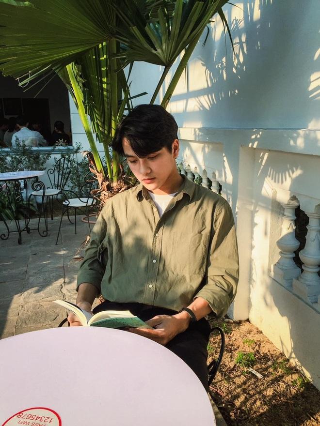 Chàng trai Quảng Trị trong bản đồ trai đẹp mạng xã hội đã đỗ đại học - 3