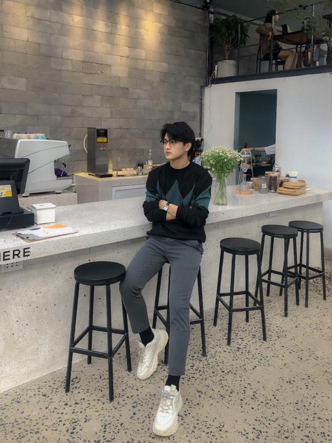 Chàng trai Quảng Trị trong bản đồ trai đẹp mạng xã hội đã đỗ đại học - 4