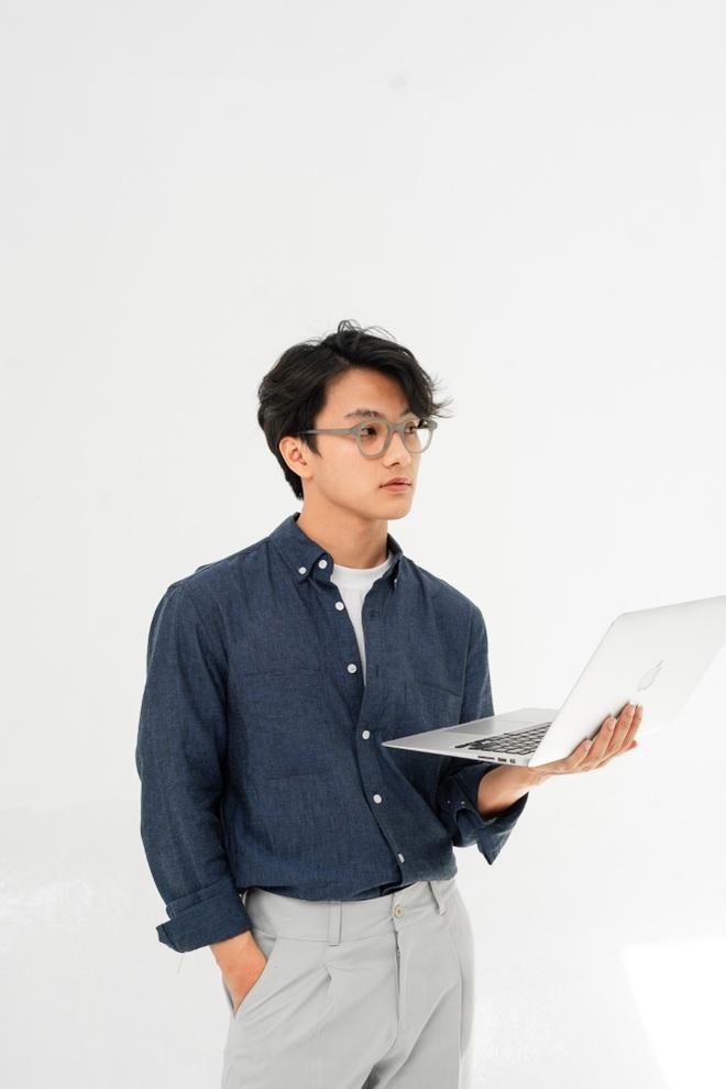 Chàng trai Quảng Trị trong bản đồ trai đẹp mạng xã hội đã đỗ đại học - 5