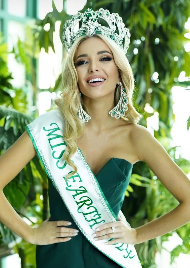 Nhan sắc yêu kiều của hoa hậu trái đất Bulgaria - 1