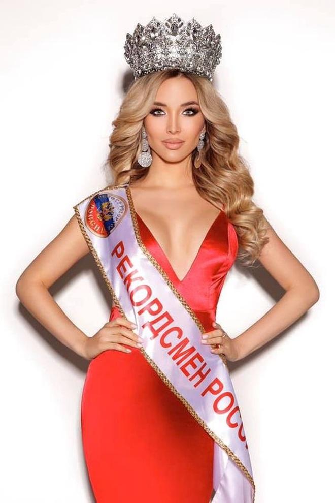 Nhan sắc yêu kiều của hoa hậu trái đất Bulgaria - 7