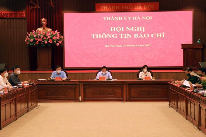 Hà Nội không kiểm soát giấy đi đường, bỏ phân vùng từ 6h ngày 21/9 - 1