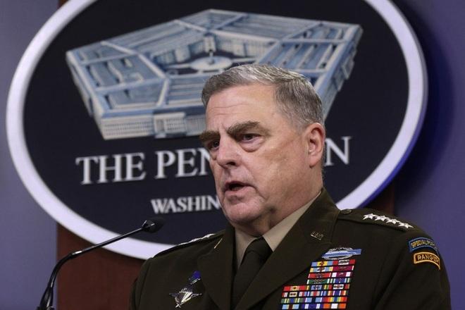 Cựu quan chức bênh vực cuộc gọi tranh cãi của tướng Mỹ với Trung Quốc - 1