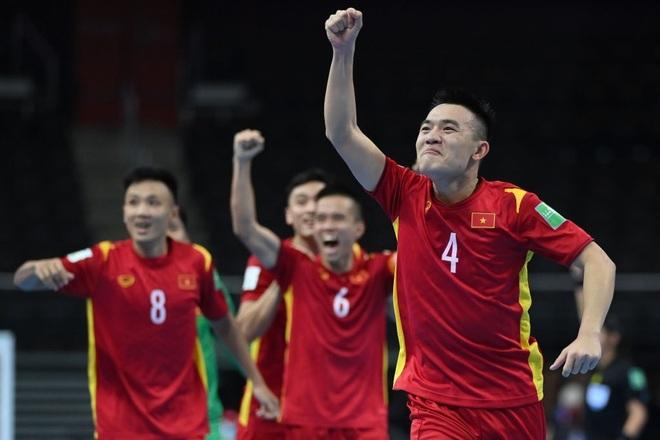 Báo Trung Quốc nói gì khi futsal Việt Nam lập kỳ tích ở World Cup? - 1