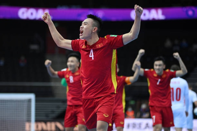 Báo CH Séc nói gì về chiến tích đi tiếp ở World Cup của futsal Việt Nam? - 3