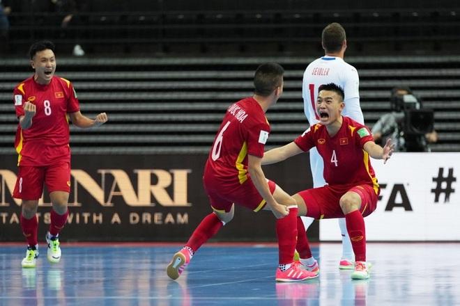 Châu Đoàn Phát chia sẻ bí quyết ghi bàn vào lưới đội futsal CH Séc - 2