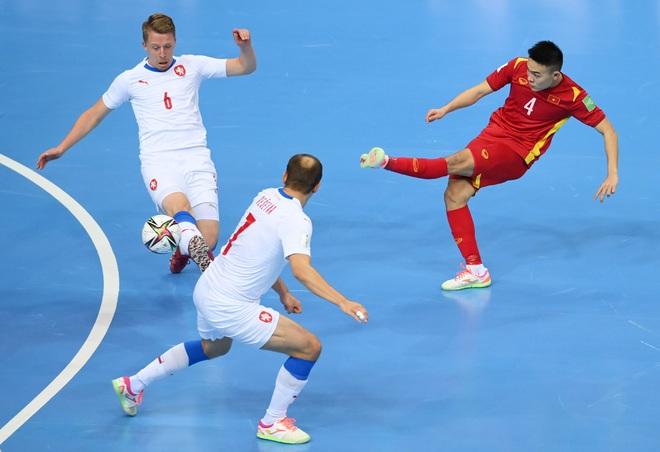 Cổ động viên châu Á: Futsal Việt Nam khiến cả châu lục thấy tự hào - 1