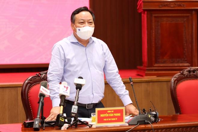 Hà Nội: Học sinh sẽ đến trường sau khi tiêm phủ 2 mũi vắc xin cho người dân - 1