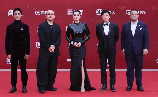 Củng Lợi khoe sắc bên dàn sao đình đám tại LHP Bắc Kinh - 1