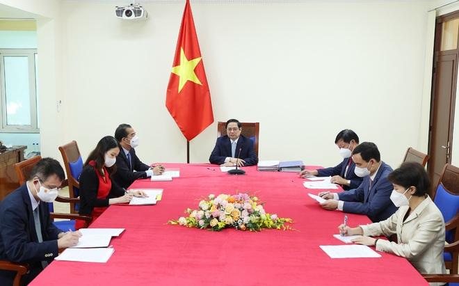 Thủ tướng: Việt Nam rất thiếu vắc xin, đề nghị COVAX ưu tiên nhanh nhất - 2