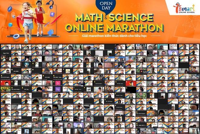 Trải nghiệm khác biệt từ một cuộc marathon kiến thức tiếng Anh qua môn Toán và Khoa học - 1