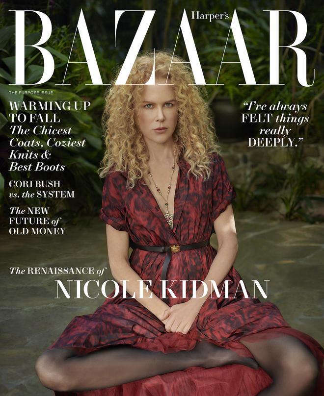 Nicole Kidman cho thấy tại sao cô được gọi là thiên nga Úc - 6