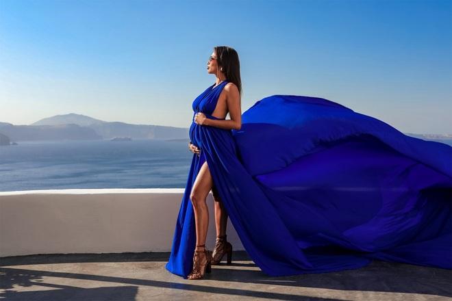 Người đẹp gốc Việt ở Hollywood -Jeannie Camtu Mai chuẩn bị làm mẹ - 2