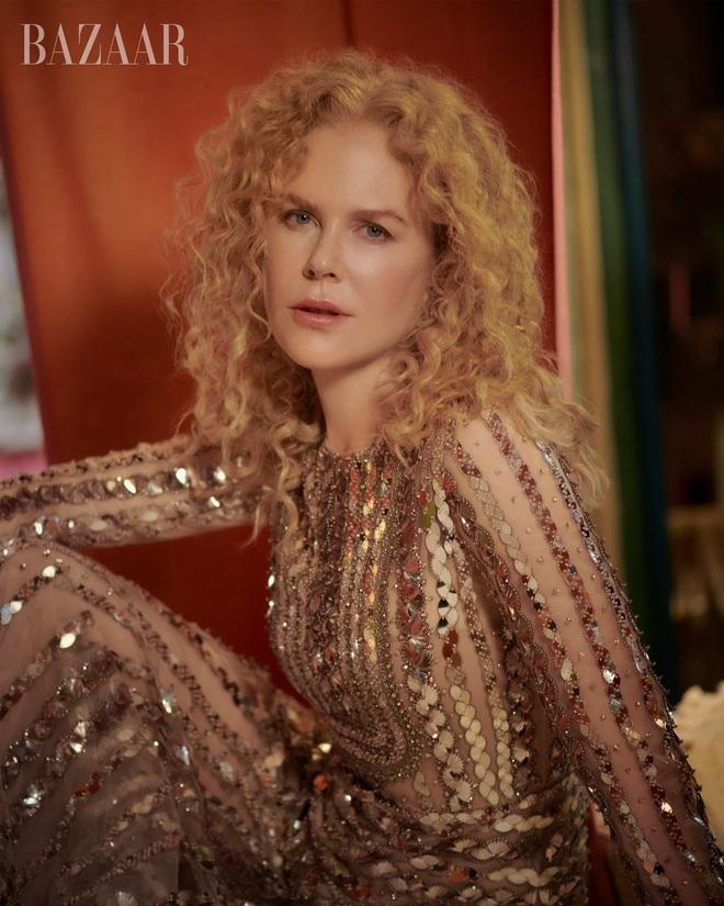 Nicole Kidman cho thấy tại sao cô được gọi là thiên nga Úc - 4