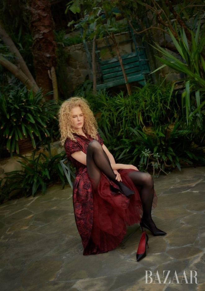 Nicole Kidman cho thấy tại sao cô được gọi là thiên nga Úc - 10