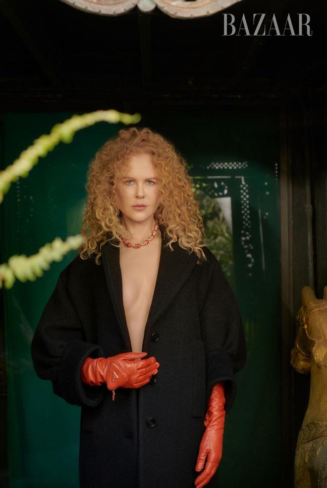Nicole Kidman cho thấy tại sao cô được gọi là thiên nga Úc - 12