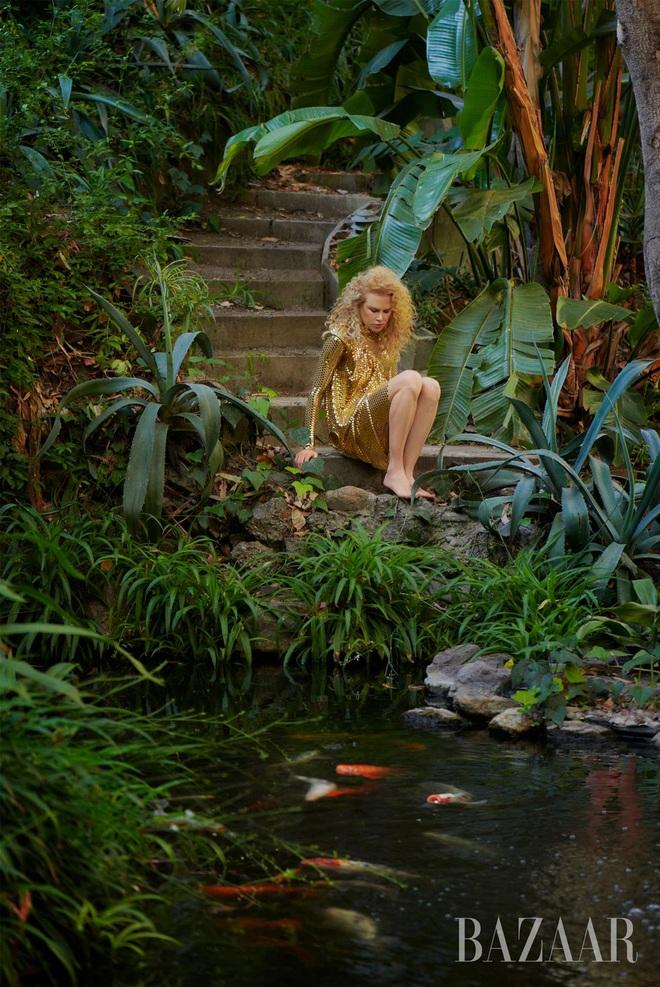 Nicole Kidman cho thấy tại sao cô được gọi là thiên nga Úc - 13
