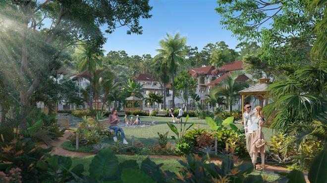 Ngôi làng nhiệt đới Sun Tropical Village giữa thiên nhiên Nam Phú Quốc - 1