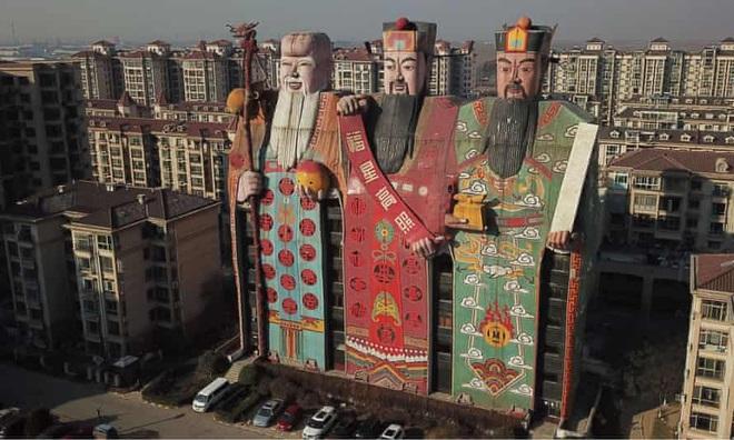 Những công trình kiến trúc kỳ quặc bị xem là xấu nhất trung Quốc - 6