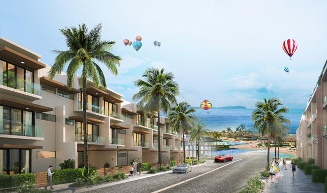 Dự án The Song theo mô hình ngôi nhà nghỉ dưỡng vẹn toàn, nhiều giá trị - 1