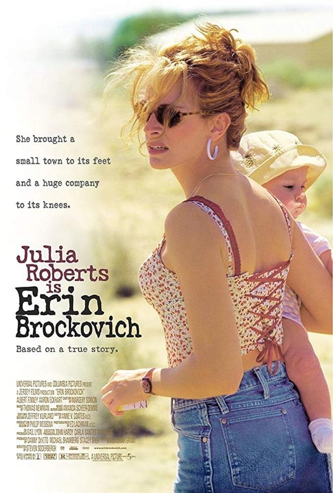 Erin Brockovich - Vai diễn để đời của người đàn bà đẹp Julia Roberts - 1