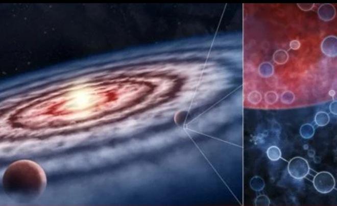 Khối xây dựng sự sống xuất hiện ở hệ mặt trời khác - 1