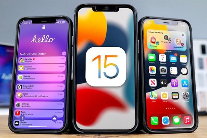 iOS 15, iPadOS 15 chính thức ra mắt - 1