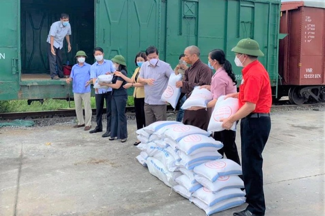 Chính phủ cho Ninh Bình đón công dân từ TPHCM và các tỉnh phía Nam về quê - 1