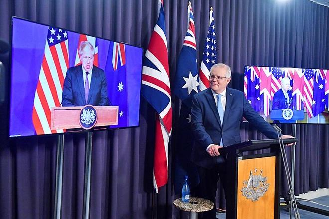 Australia nói thỏa thuận với Mỹ, Anh không phải liên minh quốc phòng - 1