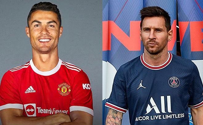 Vì sao C.Ronaldo thăng hoa, còn Messi bế tắc ở đội bóng mới? - 1