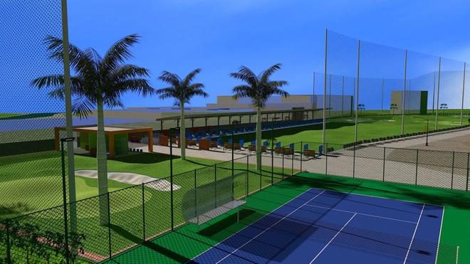 Cộng đồng đầu tư sôi sục vì sở hữu sân Golf chỉ từ 1000 USD - 2