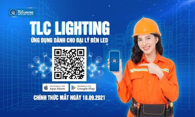 Ứng dụng TLC LIGHTING - cơ hội cho đại lý kinh doanh đèn LED - 1