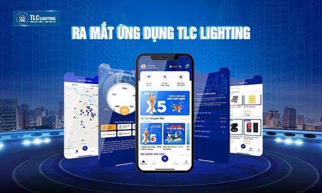 Ứng dụng TLC LIGHTING - cơ hội cho đại lý kinh doanh đèn LED - 2