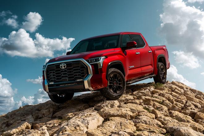 Siêu bán tải Toyota Tundra 2022 đối đầu Chevrolet Silverado và Ford F-150 - 4