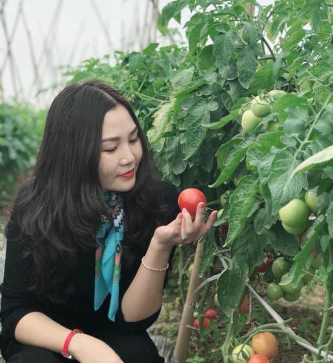Vườn rau trái trồng trong thùng xốp xanh mướt, trĩu quả của cô giáo mầm non - 5
