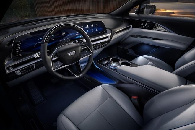 Bắt bài cháy hàng xe điện Cadillac Lyriq Debut Edition - 3