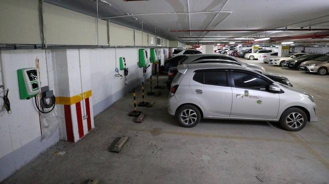 VinFast tung loạt chính sách đặc biệt hỗ trợ chung cư lắp đặt trạm sạc xe điện - 1