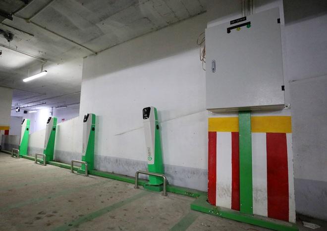 VinFast tung loạt chính sách đặc biệt hỗ trợ chung cư lắp đặt trạm sạc xe điện - 2