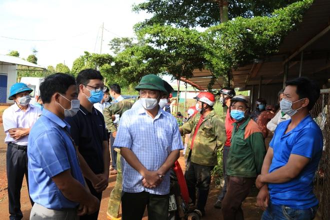 Lãnh đạo Đắk Nông lên tiếng việc cư dân sống gần dự án điện gió bị tấn công - 1