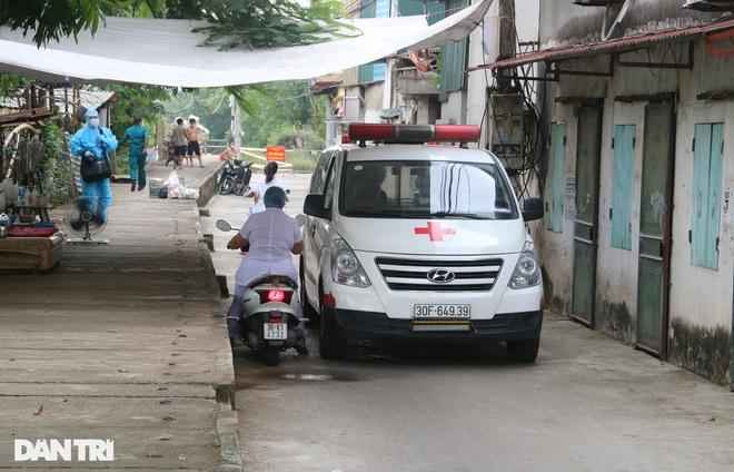 Hà Nội đưa hàng chục F1 đi cách ly do liên quan 2 ca F0 trong cộng đồng - 5