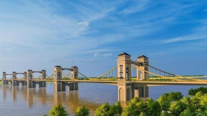 Hà Nội chưa chốt kiến trúc xứ Đông Dương của cầu Trần Hưng Đạo - 1